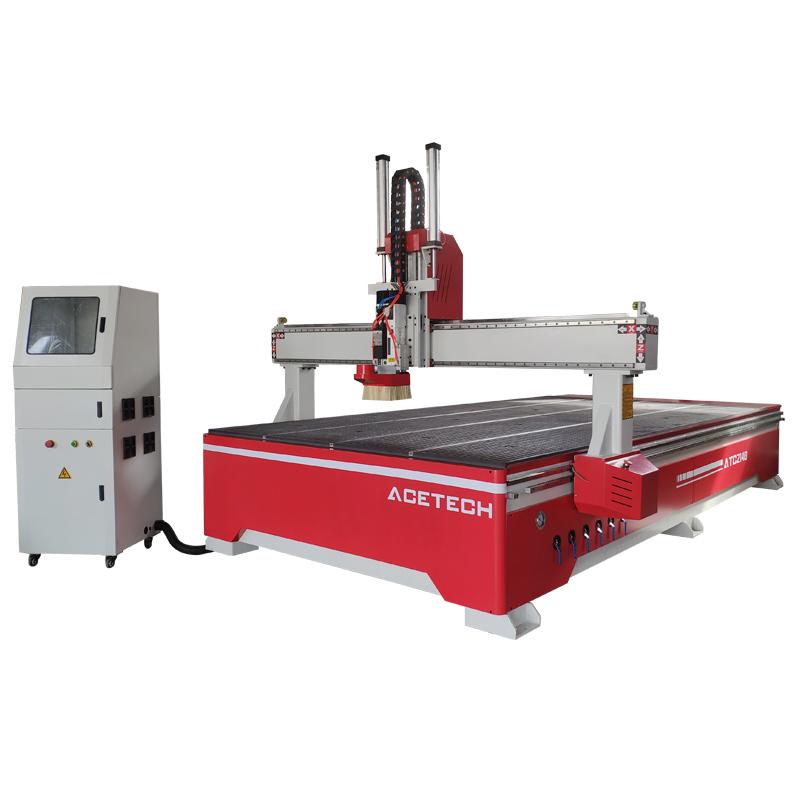 ACE-2040一键式快速换刀 数控雕刻机