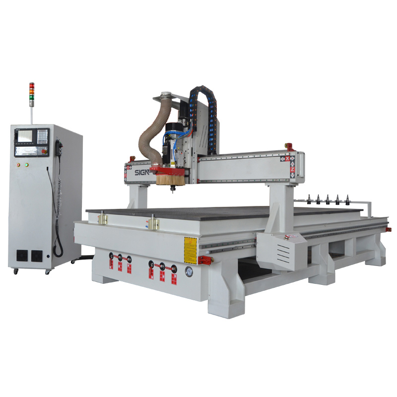 ACE-1530 ATC自动换刀数控雕刻机 Syntec控制系统