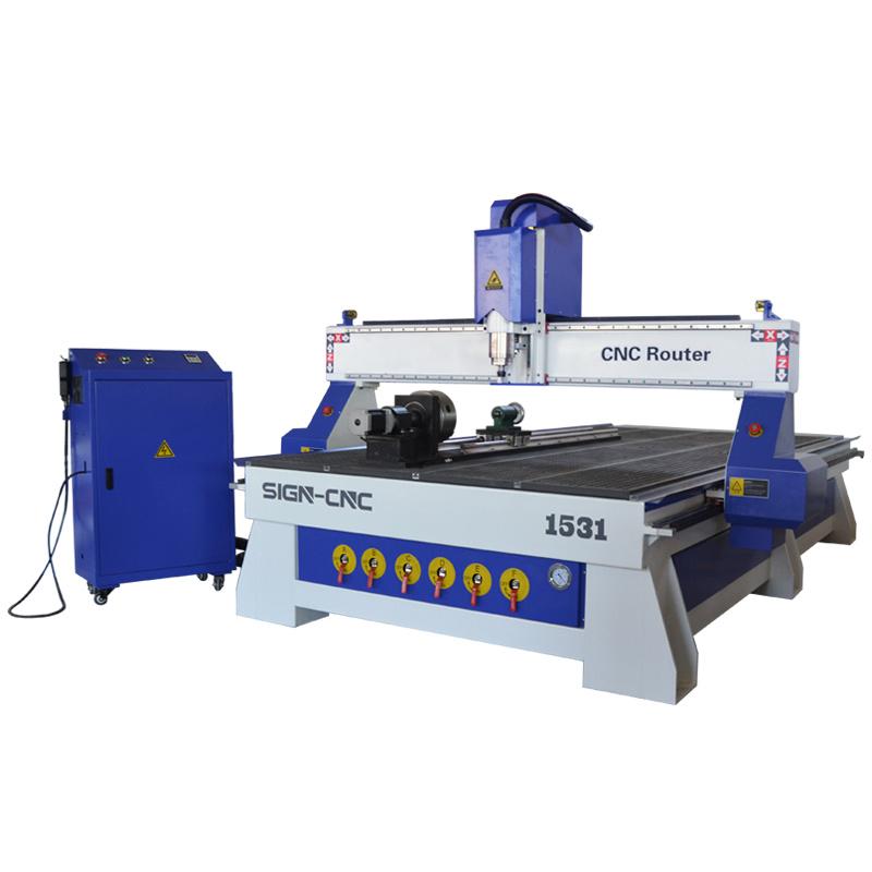 ACE-1531 四轴数控雕刻机 木工雕刻机 木工切割机