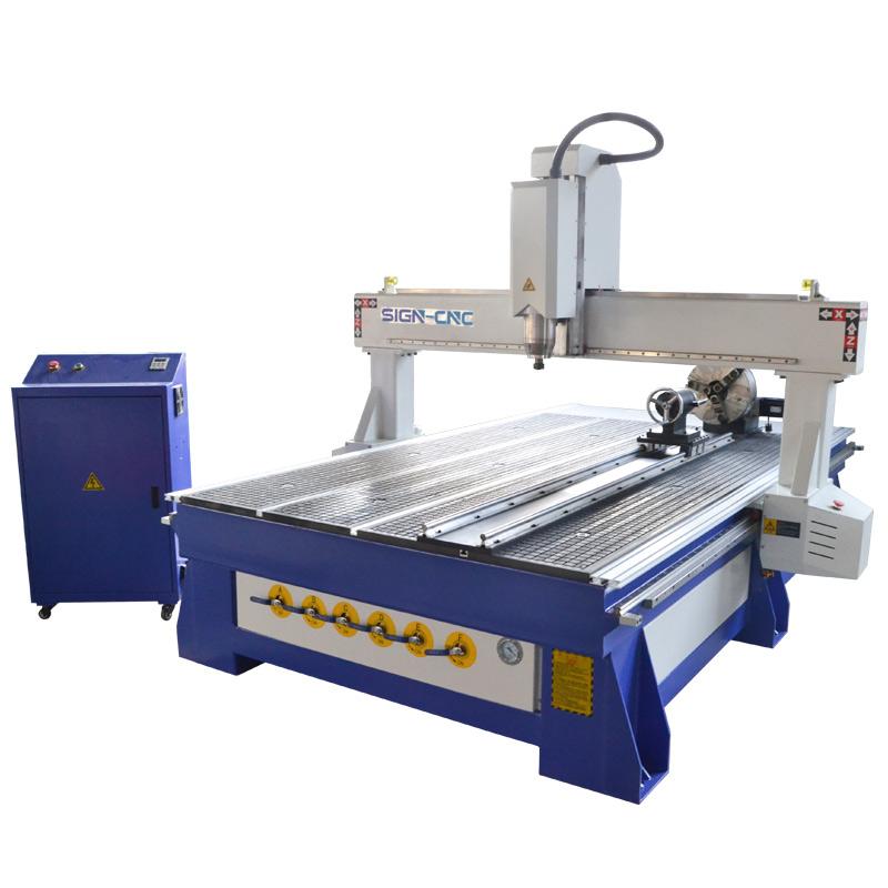 ACE-1325 数控雕刻机 四轴木工机 木工切割机