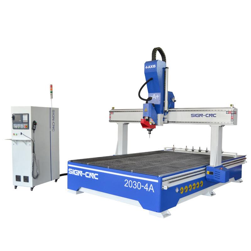 ACE-2030四轴数控雕刻机