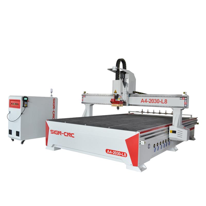 ACE-2030自动换刀数控雕刻机 数控木工雕刻机