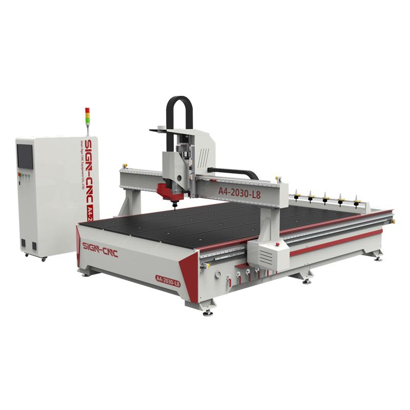 ACE-2030自动换刀数控雕刻机 数控木工雕刻机 数控木工切割机