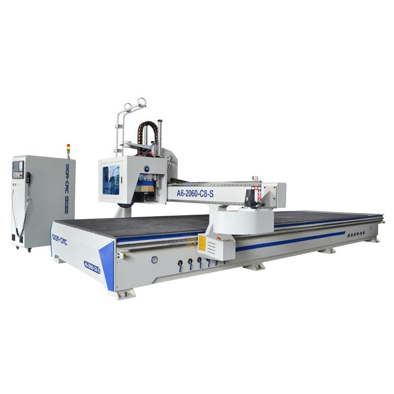 ACE-2060自动换刀数控雕刻机 数控木工雕刻机