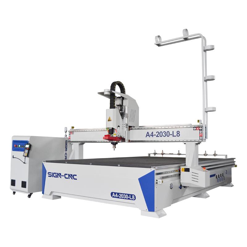 ACE-2030自动换刀数控雕刻机 数控木工雕刻机 木工切割机