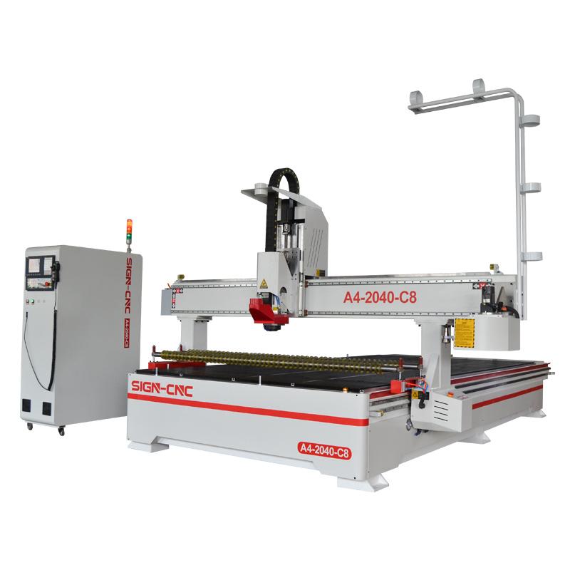 ACE-2040盘式自动换刀数控雕刻机 数控木工雕刻机