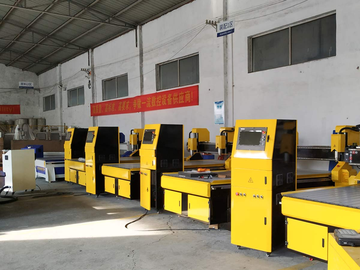 Ten CNC routers were being sent to Algeria