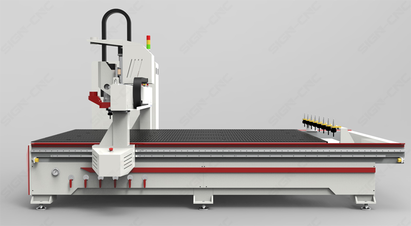 ACE-2030 ATC CNC Router Syntec control system