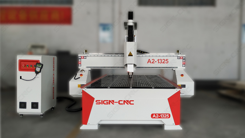 2020 New design cnc wood router 1325A2