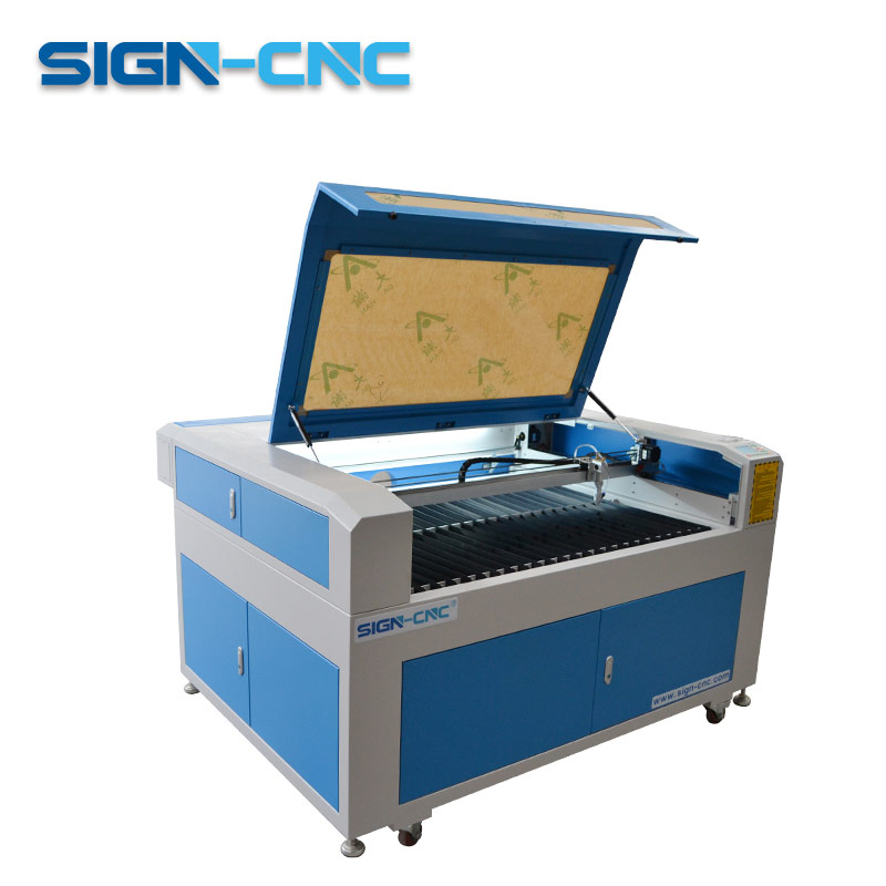 SIGN CNC CO2 Laser Engraving and Cutting Machine
