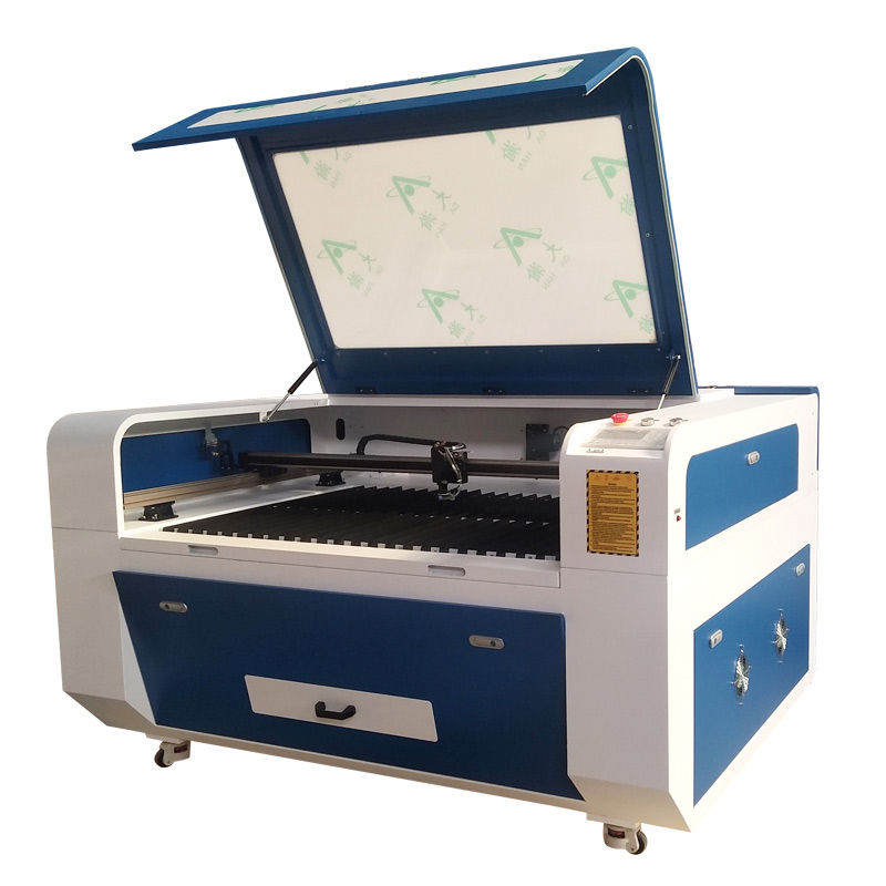 CO2 laser engraving and cutting machine for wood acrylic 1290