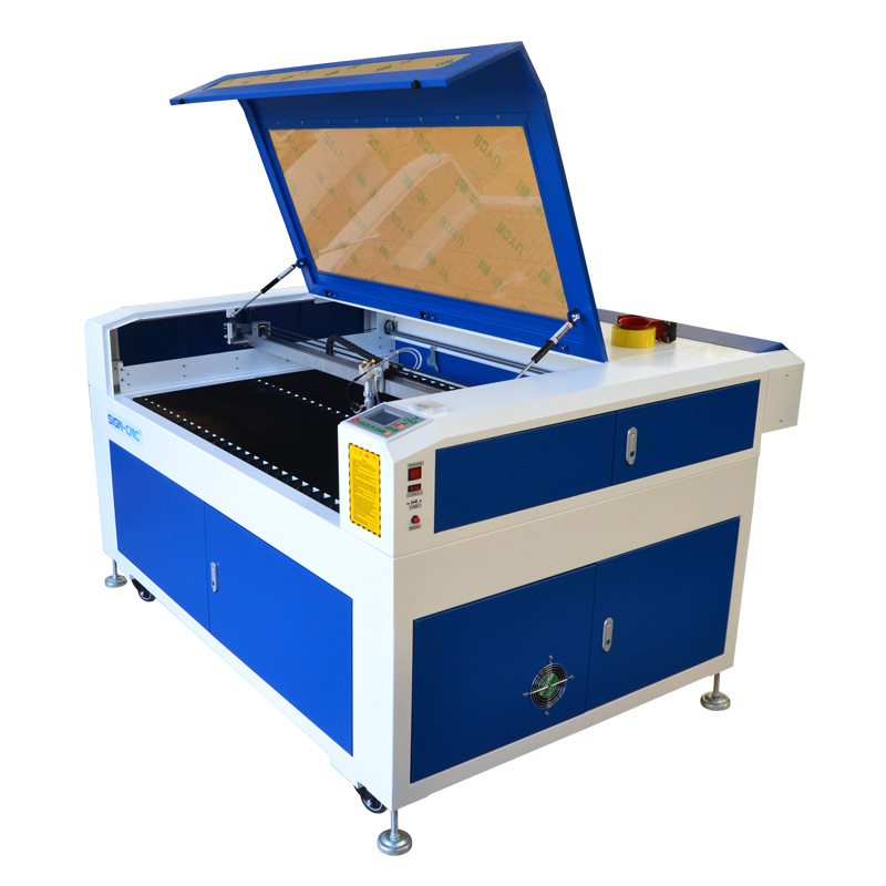 CO2 Laser Engraving Marking Machine for PE PVC Plastic Wood