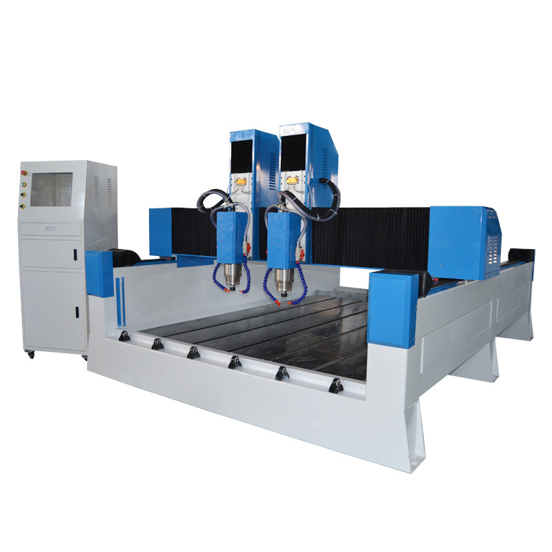 ACE 1530 Double Heads Stone CNC Router Machine