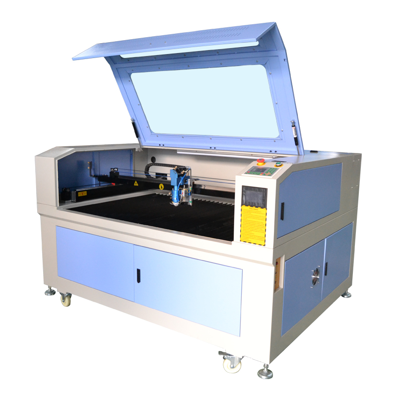CO2 laser mixed cutting machine for stainless steel