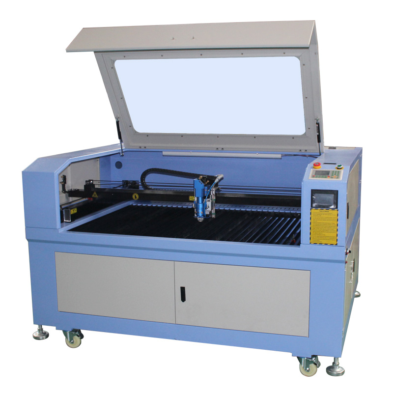 CO2 laser hybrid cutting machine for metal and non-metal