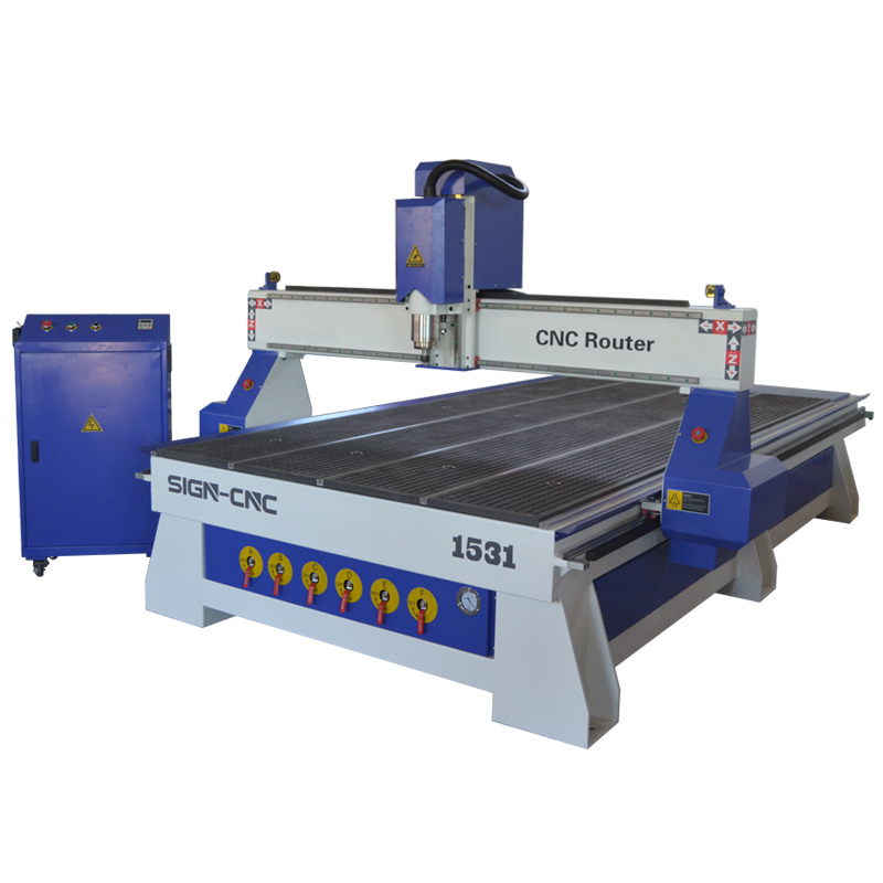 1531 Wood CNC Router Machine