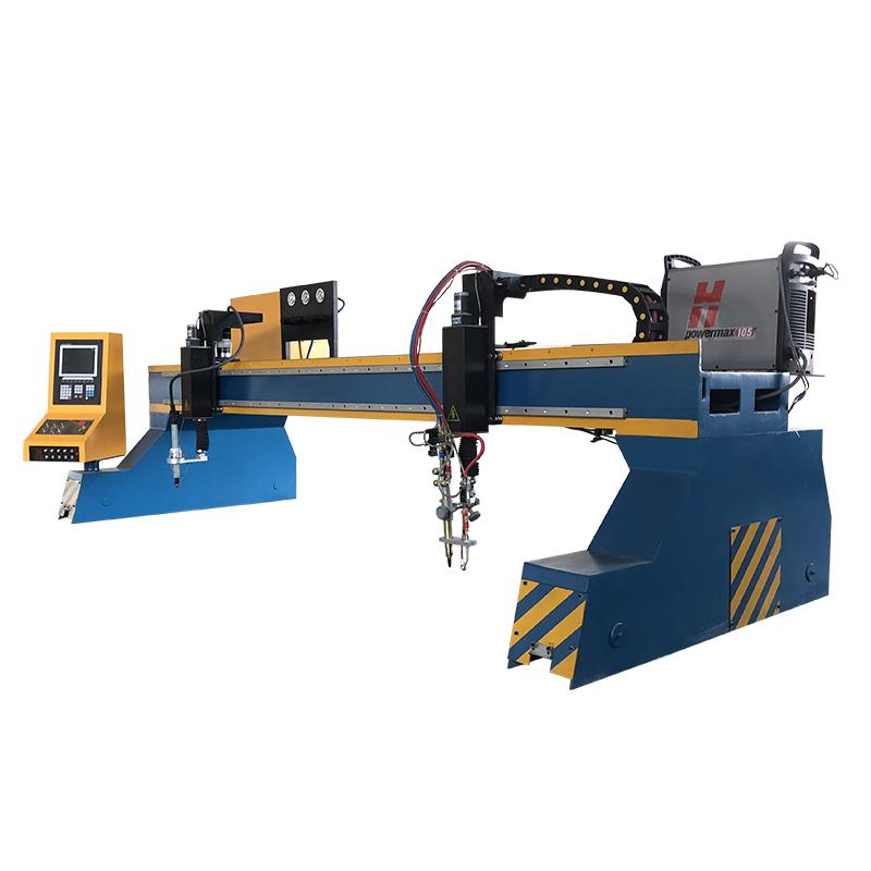 Gantry  Plasma Cutting Machine  Steel Sheet cutting  2560