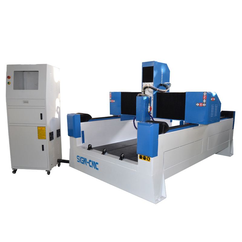 9015 Stone Carving CNC Router Machine
