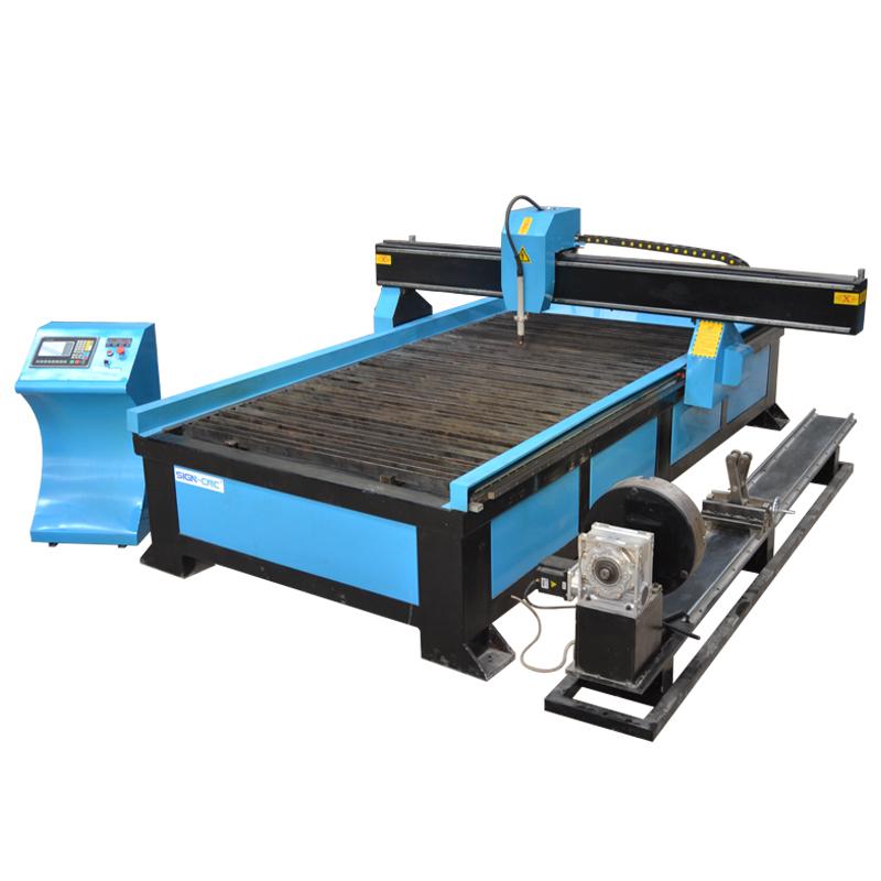 Plate & Pipe Cutting Machine