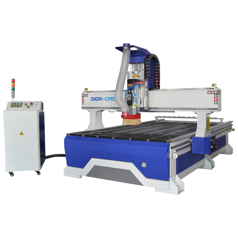 ACE-1625 ATC CNC Router with 12 tools linear change machine