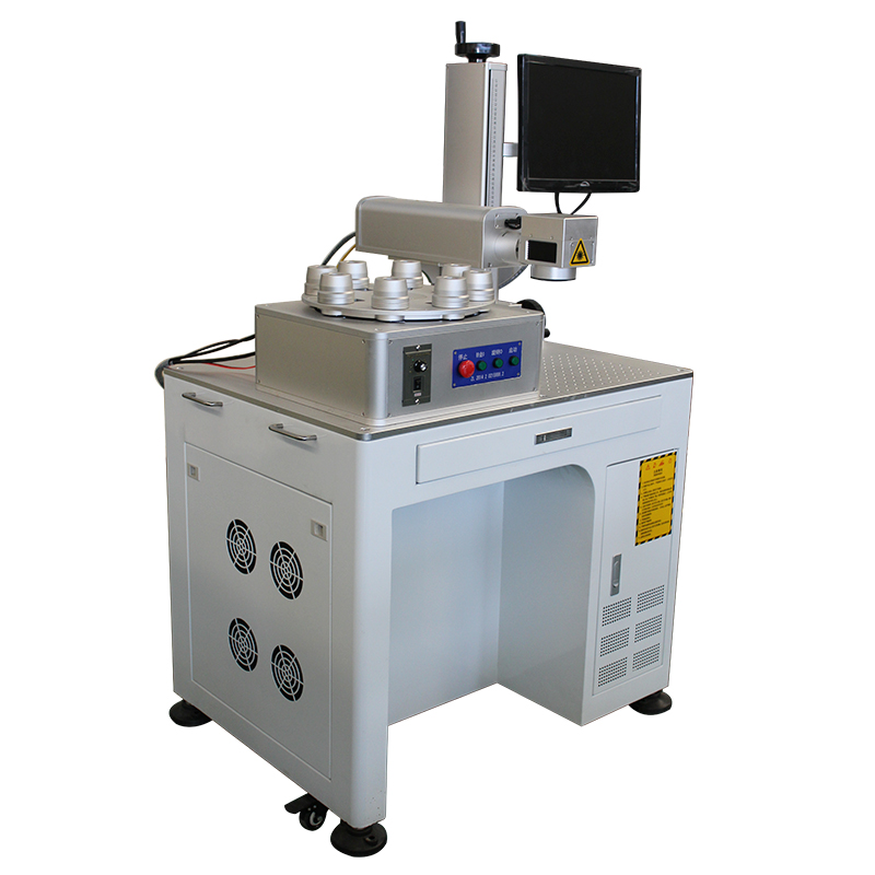 Fiber Laser Marking Machine for LED Lights