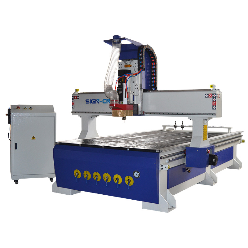 ACE-1325 ATC cnc router for woodworking
