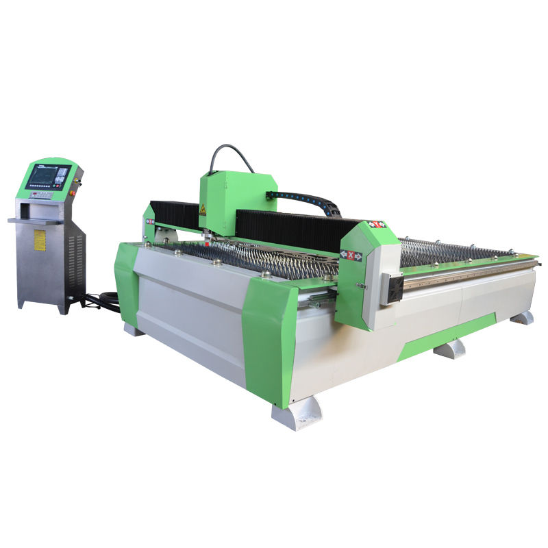 Plasma Steel Plate Cutting Machine Green