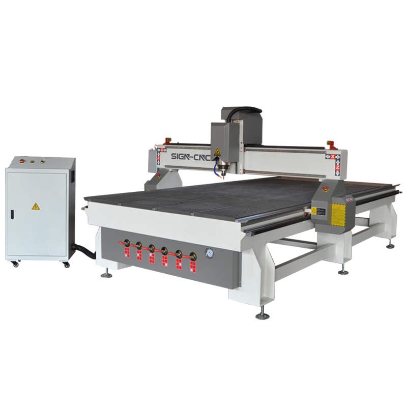 ACE-1530 cnc router with Vacuum table