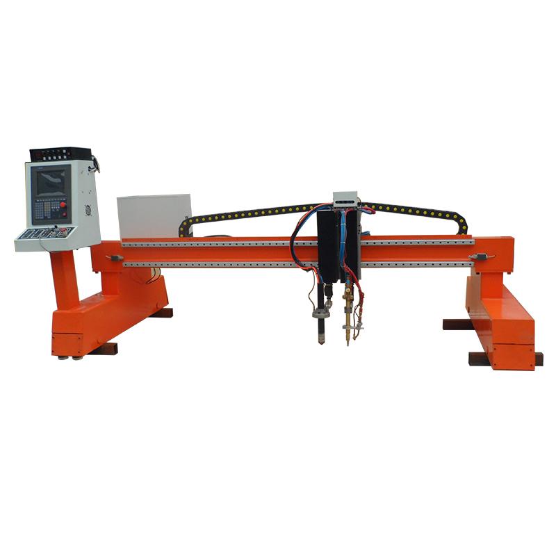 Gantry  Plasma Cutting Machine  Steel Sheet cutting 4014