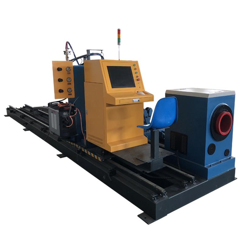 5 Axis CNC Pipe Profile Cutting Machine