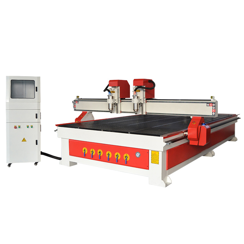 ACE-2040 Multi heads CNC Router Engraving Machine