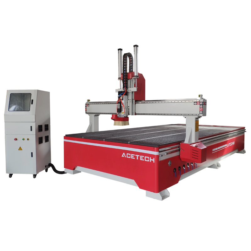 ACE-2040 One-button Quick Manual Tool Change CNC Router