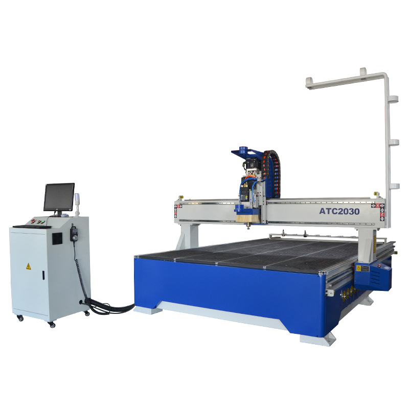 ACE-2030 ATC CNC router door making machine