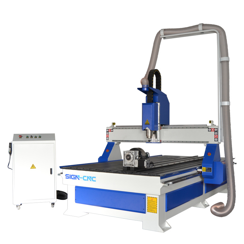 ACE 1325 4 axis CNC wood router machine
