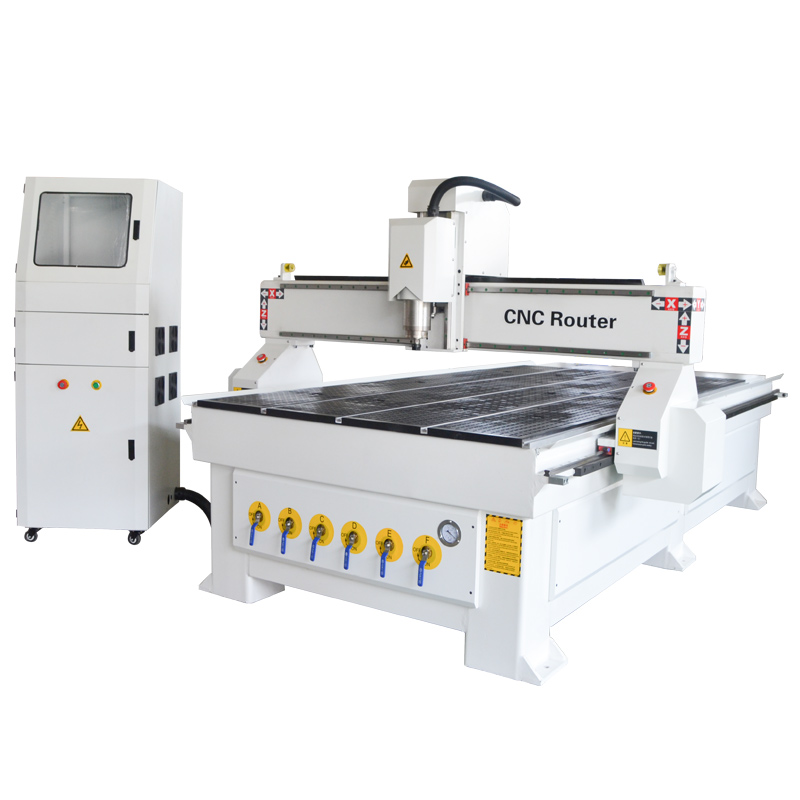 Wood Furniture Crafts Carving Cutting Machine 3D CNC Router Wood CNC Router Machine 1300*2500mm