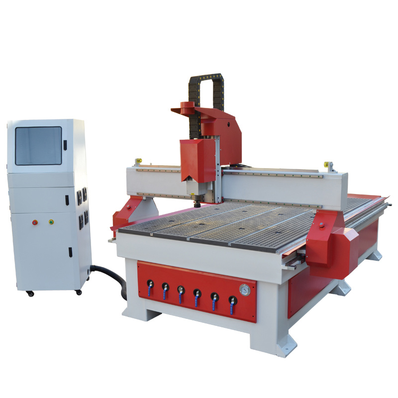 CNC router 1325 with vacuum table