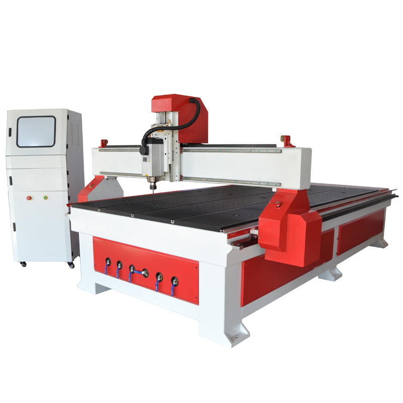 CNC router 1530 vacuum table woodworking machine