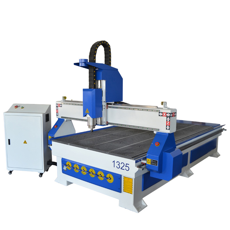 CNC router machine 1325 with vacuum table