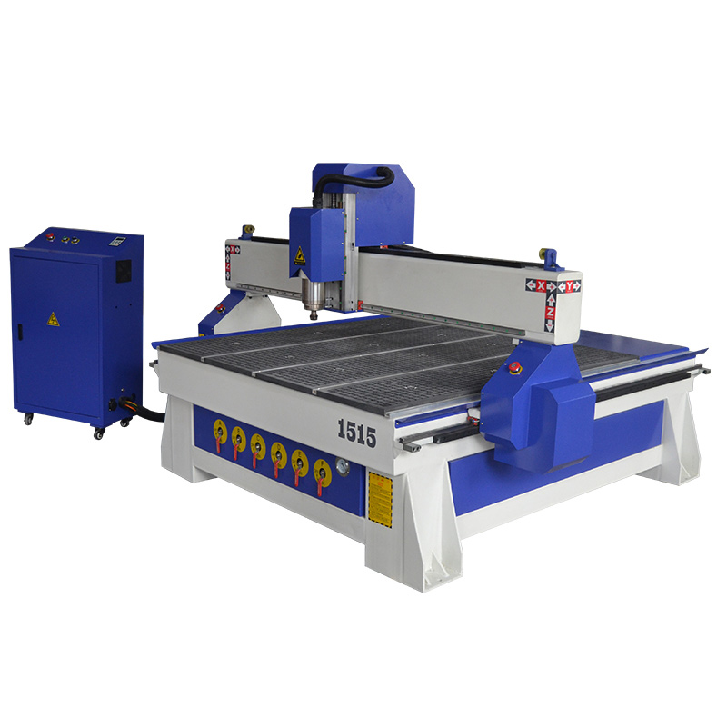 CNC router 1515 with stronger machine bed