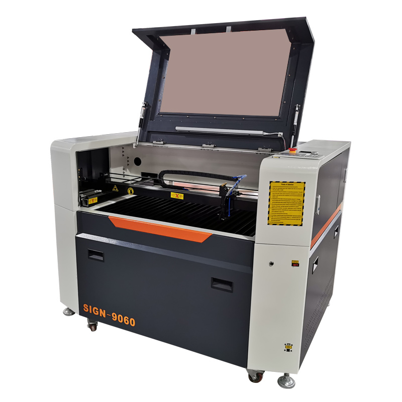 CO2 laser engraving and cutting machine 9060
