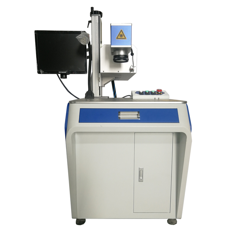 CO2 Laser Ultraviolet Ray Marking Machine 80W
