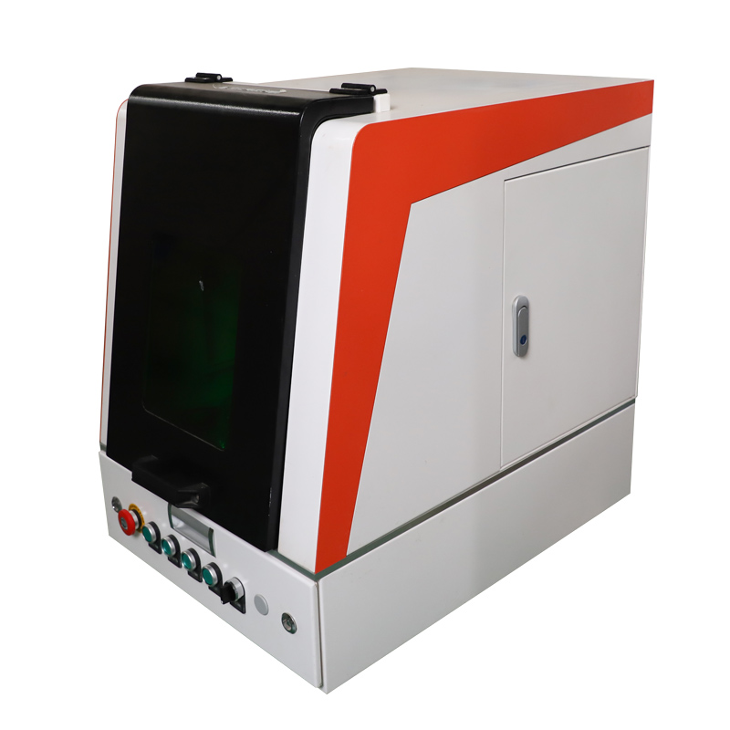 Protection Cover Fiber Laser Marking Machine 20W