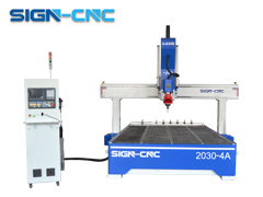ACE-2030 ATC CNC Router Machine 4Axis Swing head