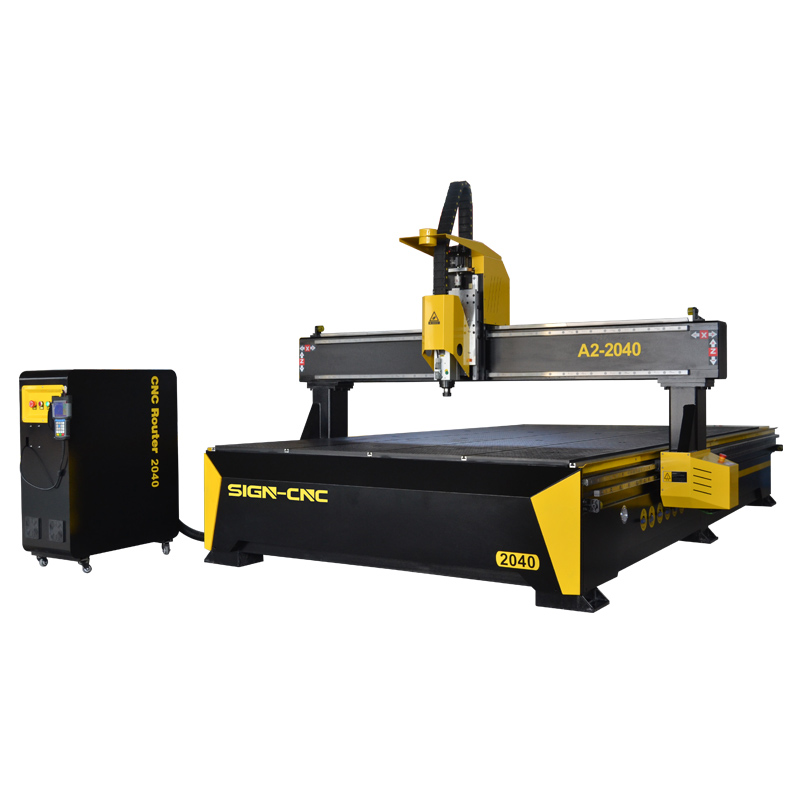 2020 New design cnc wood router 2040 A2