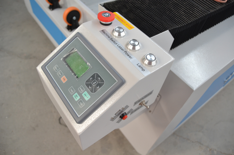 CO2 laser big size laser stone engraving machine