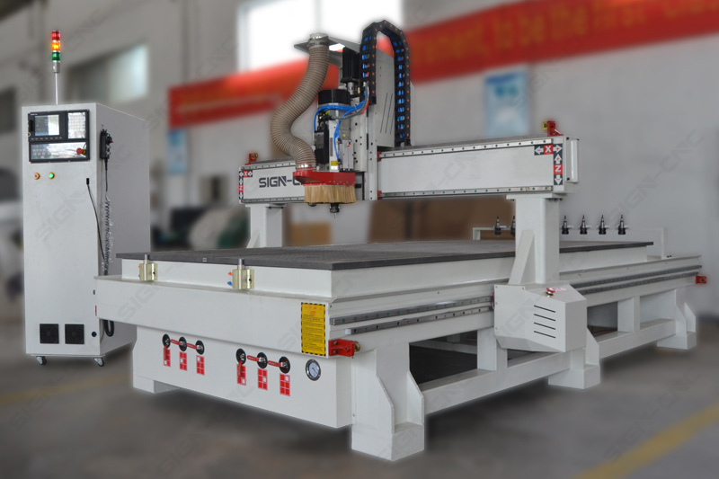 ACE-1530 ATC CNC Router Syntec control system