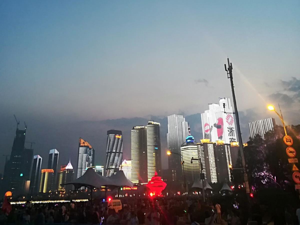 July trip to Qingdao, China