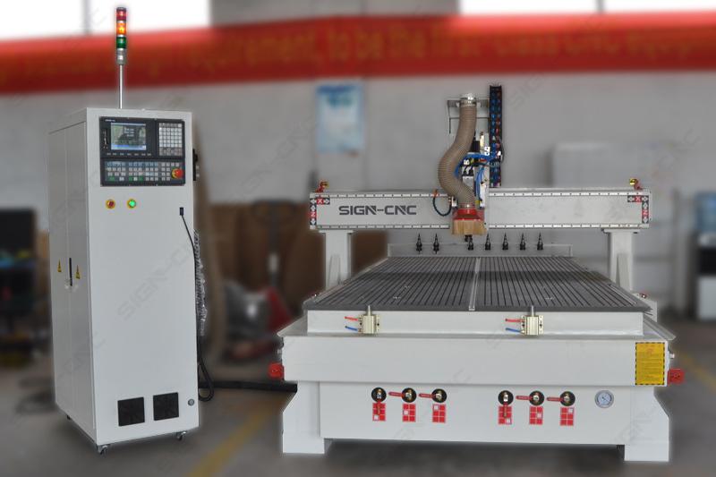 ACE-1530 ATC фрезерный станок с системой управления Syntec