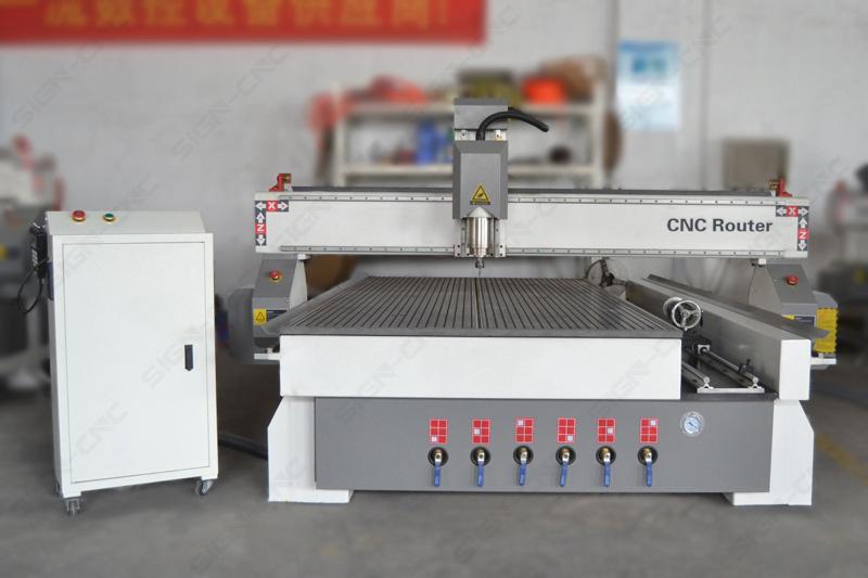ACE-1325 4-осевой фрезерный станок с поворотной осью
