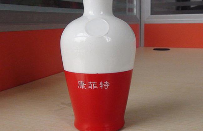 Glass Bottle Laser Erngraving